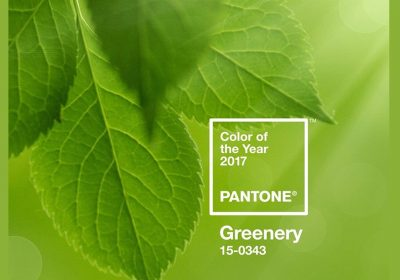 """Greenery"" é a cor Pantone para 2017"
