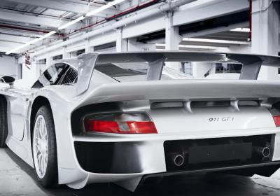 Porsche: os 5 modelos mais raros num vídeo divulgado pela marca
