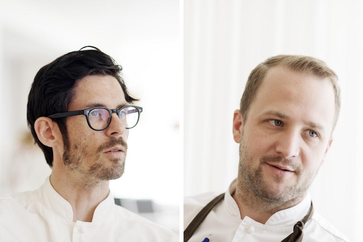 Anton Bjuhr e Jacob Holmström // Gastrologik © Louie Thain