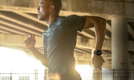 Correr com New Balance… no pulso