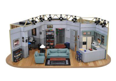 Seinfeld: há um set em miniatura, do apartamento de Jerry, à venda