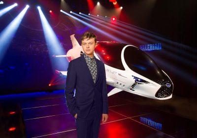 Lexus apresenta nave espacial Skyjet para filme de Luc Besson