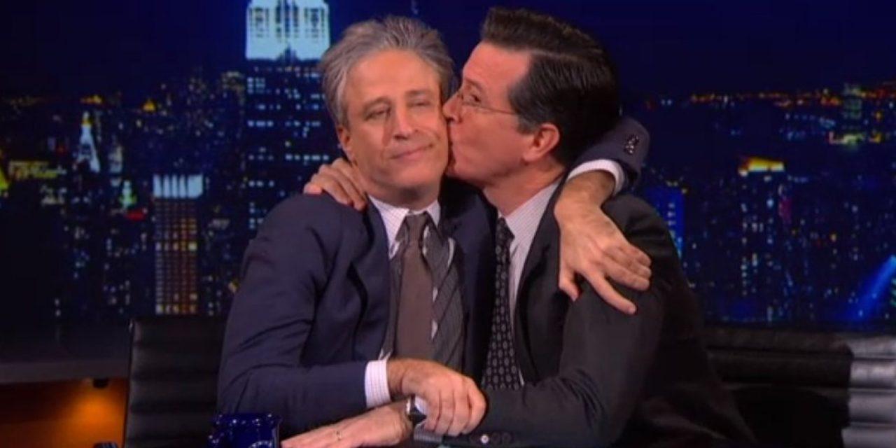 Jon Stewart regressa ao The Late Show para um último roast a Donald Trump