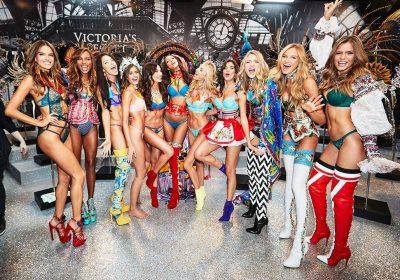 Victoria's Secret: Eles atuaram. Elas desfilaram.