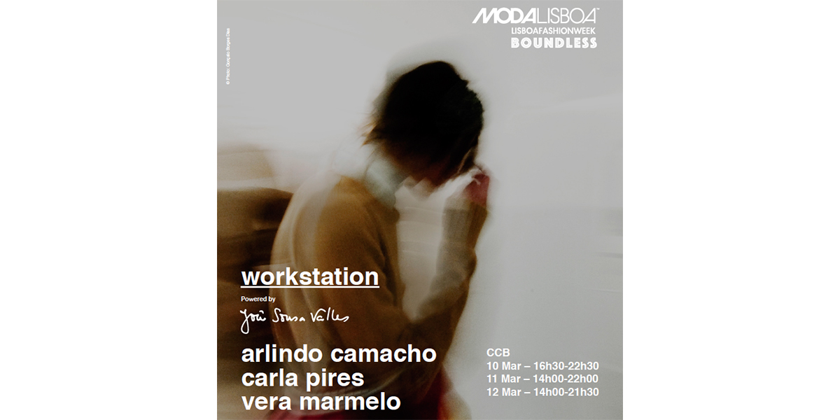 """ModaLisboa """"Boundless"""": Exposição de Fotografia Workstation"""